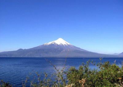 Vulkan Villarica-Süd Chile-3x