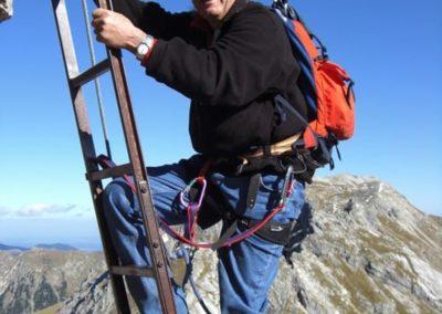 Hindelanger Klettersteig-Allgäu